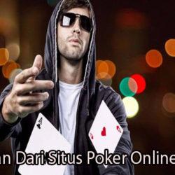 Kecurangan Dari Situs Poker Online Penipuan